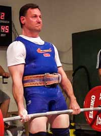 Heinz Zotz | Fighting Bodies Dachau | Powerlifting