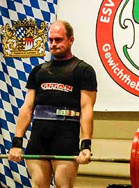 Sebastian Kohl | Fighting Bodies Dachau | Powerlifting